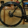 Alfine rear wheel