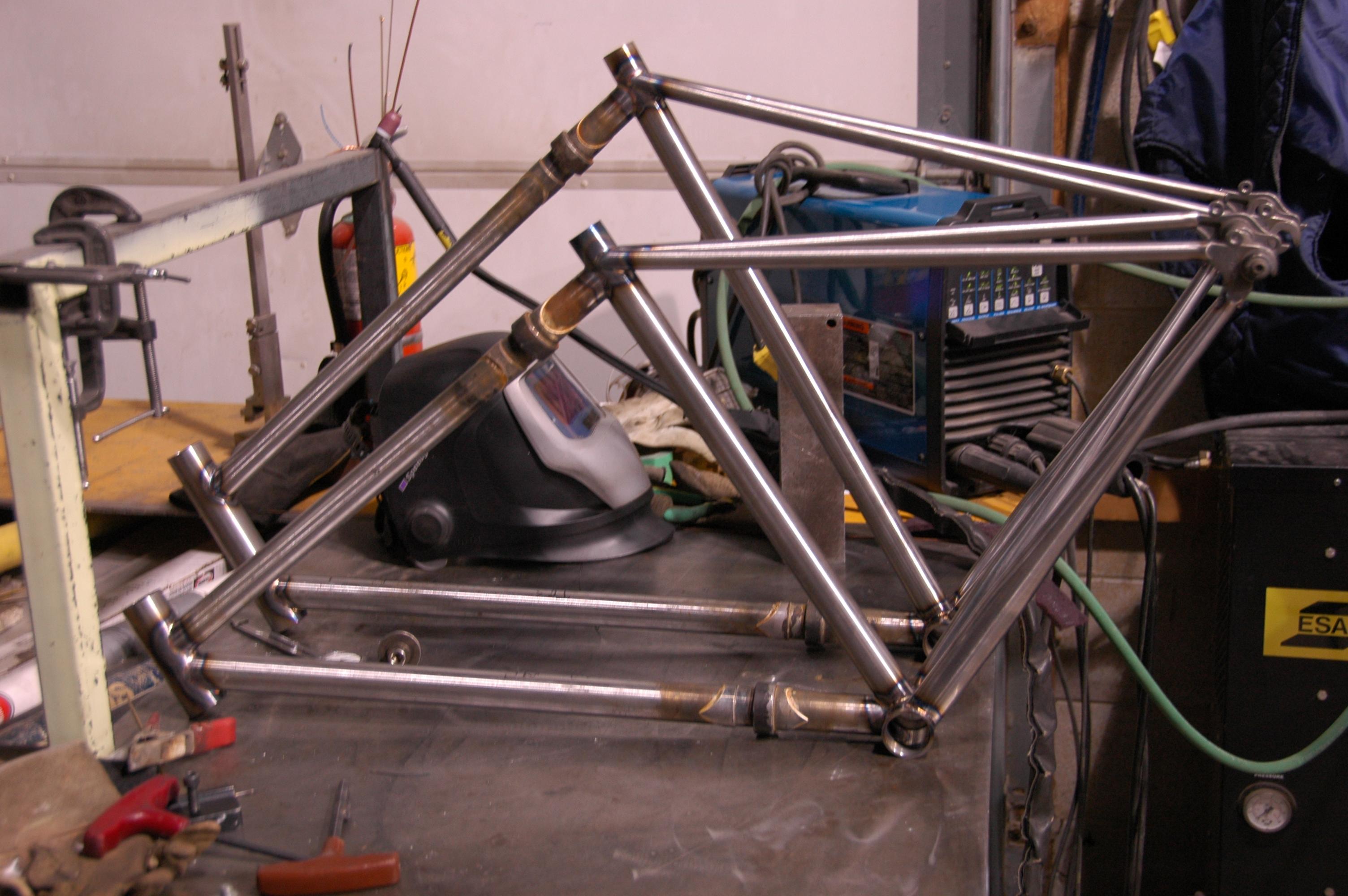 Farwell coupler bikes