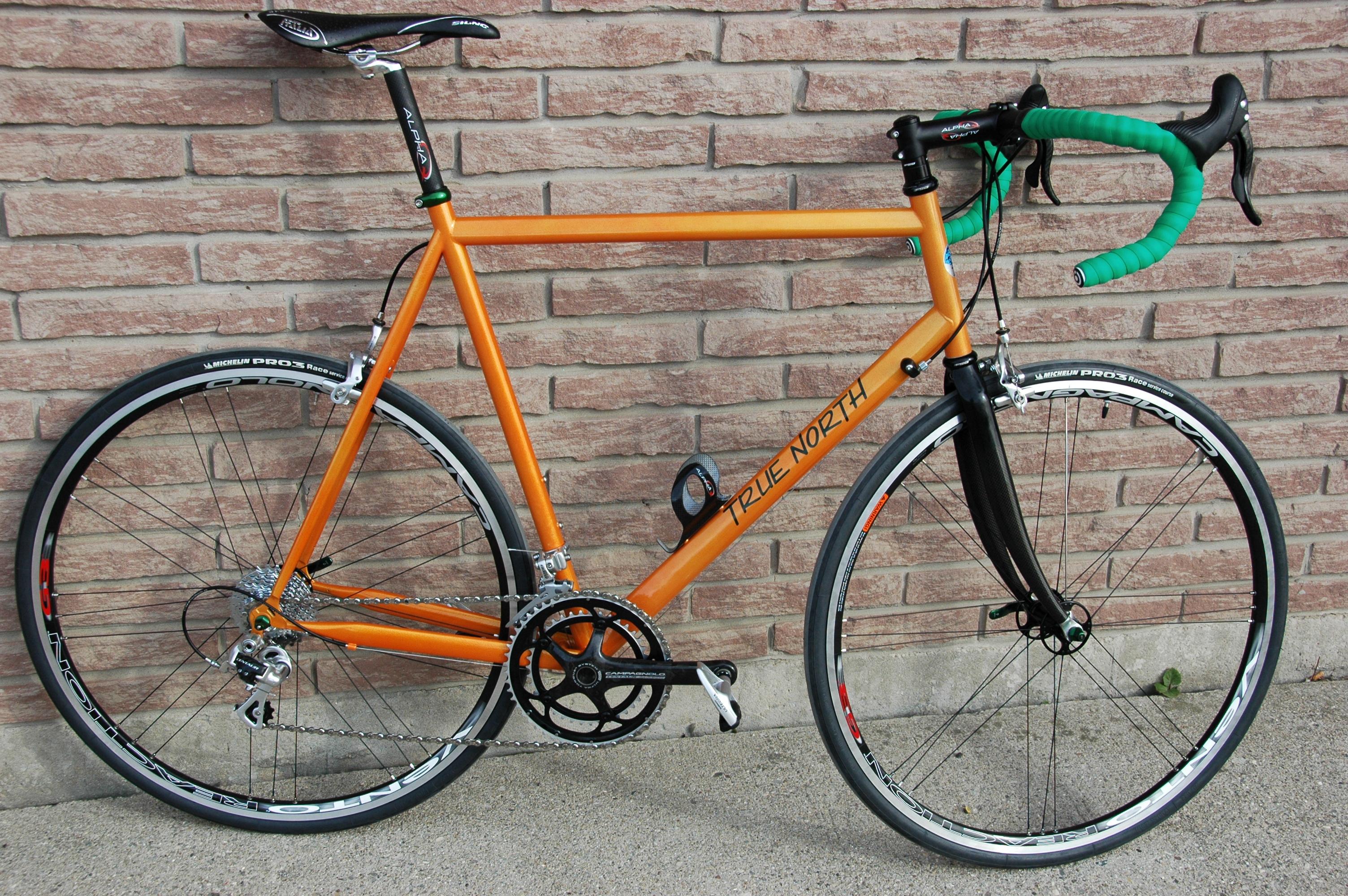 Trev's bike -Take 2