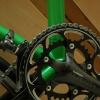Custom Titanium Road Bike